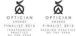 Opicians Award Finalist 2015